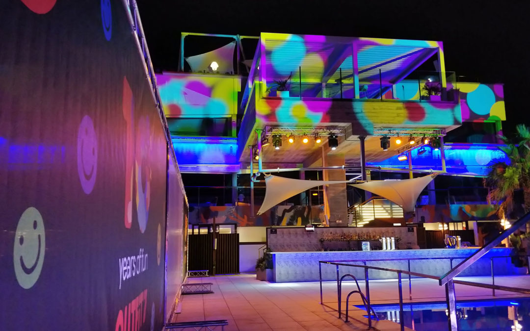 Boost your brand with Scenography for events