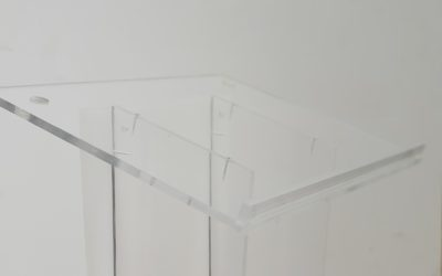 Corporate Methacrylate lecterns